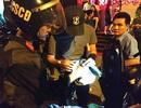 """TPHCM: """"Đột kích"""" 2 quán bar, đưa 100 người nghi vấn chơi ma túy đi kiểm tra"""