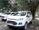 Ford EcoSport - Mẫu mini SUV kết nối các gia đình Việt
