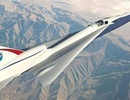 NASA phát triển máy bay siêu thanh để… chở khách thương mại