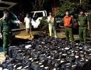 Dùng ô tô gắn biển giả vận chuyển 19.000 gói thuốc lá lậu