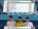 Khen thưởng kình ngư Nguyễn Huy Hoàng sau tấm HCV Olympic trẻ