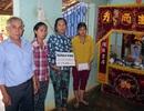 Bạn đọc giúp đỡ gia đình chị Nguyễn Thị Điểm hơn 67 triệu đồng