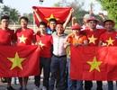 Hàng nghìn CĐV Việt Nam tại Myanmar tiếp lửa thầy trò HLV Park Hang Seo