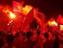 """Báo Hàn Quốc choáng về CĐV Việt Nam: """"Như thể họ đang dự World Cup"""""""