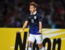 """""""Messi Campuchia"""" tỏa sáng giúp đội nhà đánh bại Lào"""