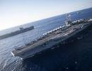 """Trung Quốc bất ngờ """"bật đèn xanh"""", Mỹ đưa tàu sân bay cập cảng Hong Kong"""