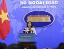 """Việt Nam nói về việc Trung Quốc """"bắt tay"""" Philippines khai thác dầu khí trên Biển Đông"""