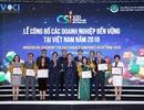 Công bố 100 doanh nghiệp bền vững tại Việt Nam 2018