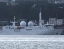 Pháp điều tàu do thám, tàu chiến tới sát Syria