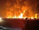 Báo cáo Thủ tướng các vụ tai nạn đặc biệt nghiêm trọng liên quan xe bồn chở xăng dầu