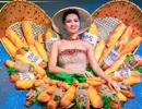 """Trang phục dân tộc """"bánh mì"""" của H'Hen Niê gây tranh cãi"""