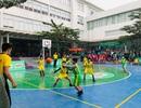 Khai mạc Giải Bóng rổ Học sinh Tiểu học Hà Nội