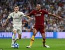 AS Roma - Real Madrid: Cuộc chiến ngôi đầu