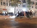 Ô tô tông liên hoàn làm 3 người bị thương rồi bỏ chạy