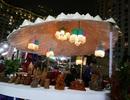 Không gian nghệ thuật đặc biệt ở Hội chợ Đặc sản vùng miền Việt Nam