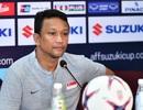 HLV Singapore đánh giá cao đẳng cấp của đội tuyển Việt Nam và Thái Lan