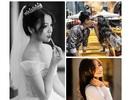 """""""Thiên thần áo dài trắng"""" Bắc Ninh bất ngờ lên xe hoa ở tuổi 18"""