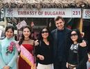 Trải nghiệm đặc sản hoa hồng Bulgaria ngay giữa lòng Hà Nội