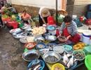 """Sau bão, giá rau ở chợ """"đội thêm"""" 5.000 đồng/kg, giá siêu thị không tăng"""