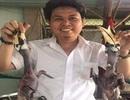 Thực hư hình ảnh giám đốc giơ chim quý trụi lông mời nhậu
