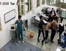 Khởi tố vụ án hình sự vụ bệnh nhân bị hành hung trong viện