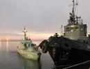 """Nga tìm thấy """"chỉ thị mật"""" trên tàu hải quân Ukraine bị bắt giữ"""