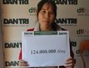 Bạn đọc giúp gia đình anh Cao Tiến Lợi 124 triệu đồng