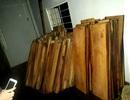 Phát hiện gỗ lậu trong kho Nhà máy thủy điện Sông Tranh 3