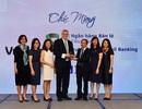 """Vietcombank nhận giải thưởng """"Ngân hàng bán lẻ tiêu biểu"""" năm 2018"""