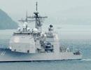 Mỹ điều tàu tuần dương tên lửa dẫn đường tới sát quần đảo Hoàng Sa