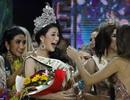 Những hình ảnh đẹp của Phương Khánh trong đêm chung kết hoa hậu Trái đất