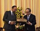 Bí thư Nguyễn Thiện Nhân mong muốn hợp tác với Pháp để bảo tồn kiến trúc lịch sử