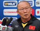 HLV Park Hang Seo tiết lộ hai cầu thủ thay vị trí của Văn Thanh