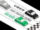 """Taxi truyền thống: Coi Grab là taxi không liên quan đến """"đi ngược xu thế 4.0"""""""