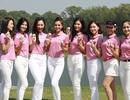 Hoa hậu Tiểu Vy và dàn người đẹp khoe sắc ở giải golf gây quỹ từ thiện