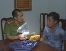 Bắt đối tượng nhận mang 2 bánh heroin từ Bình Dương về Đắk Lắk tiêu thụ
