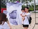 """Rưng rưng với triển lãm ảnh """"Sinh nở"""" ấn tượng tại TP. Hồ Chí Minh"""