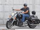 George Clooney từ bỏ xe phân khối lớn sau tai nạn giao thông