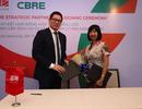 EZ Land bắt tay CBRE trong việc quản lý vận hành dự án HausNeo
