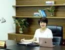 """CEO Tạ Kim Cúc: Từ bán hàng online thành CEO công ty mỹ phẩm Top đầu: """"Sản phẩm phải xuất phát từ tâm"""""""