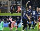 Barcelona đánh rơi chiến thắng trước Inter tại Meazza