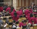 Nghị sĩ Nam Phi lao vào ẩu đả tại cuộc họp của quốc hội
