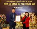 Khách sạn Ladalat Đà Lạt đón nhận tiêu chuẩn 5 sao