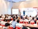 """""""Ông lớn"""" PCCC thế giới xem xét dùng robot chữa cháy trong tòa nhà Việt"""