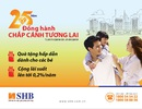SHB tặng thêm lãi suất 0,2%/năm cho khách hàng mở sổ tiết kiệm tình yêu cho con