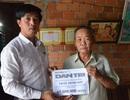 Quảng Ngãi: Trao 65 triệu đồng cho gia đình ông Trần Minh Sơn