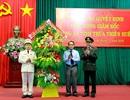 Thừa Thiên Huế có Giám đốc Công an tỉnh mới