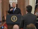 """CNN kiện Tổng thống Trump vì vụ Nhà Trắng """"cấm cửa"""" phóng viên"""