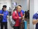 Ít người hâm mộ tiễn đội tuyển Việt Nam về nước