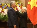Việt Nam trao tặng Huân chương Hồ Chí Minh cho Chủ tịch Cuba